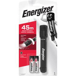 LED mini-žepna luč Energizer X-Focus 2AA baterijski pogon 26 lm 0.01 kg črne barve