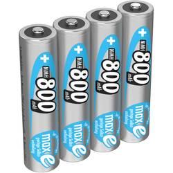 Micro (AAA) akumulator NiMH Ansmann maxE HR03 800 mAh 1.2 V 4 kosi