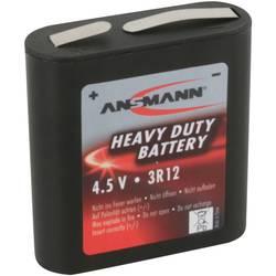 Ploščata baterija, cink-ogljikova Ansmann 3R12 1700 mAh 4.5 V 1 kos