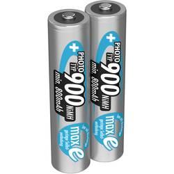 Micro (AAA) akumulator NiMH Ansmann Photo maxE HR03 900 mAh 1.2 V 2 kosa