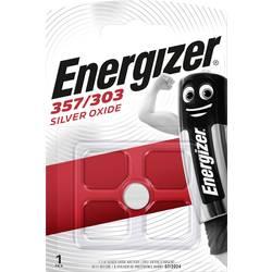 Gumbna baterija 357 srebrovo-oksidna Energizer SR44 150 mAh 1.55 V, 1 kos