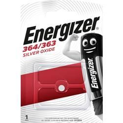 Gumbna baterija 364 srebrovo-oksidna Energizer SR60 23 mAh 1.55 V, 1 kos