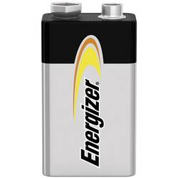 9 V block baterija Power 6LR61 Energizer alkalno-manganska 9 V 1 komad