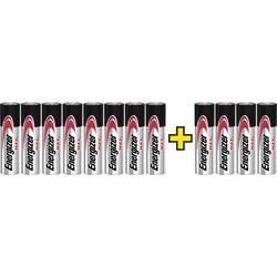 Mignon baterija (AA) alkalno-manganova Energizer Max LR06, 8 + 4 gratis 1.5 V 12 kosov