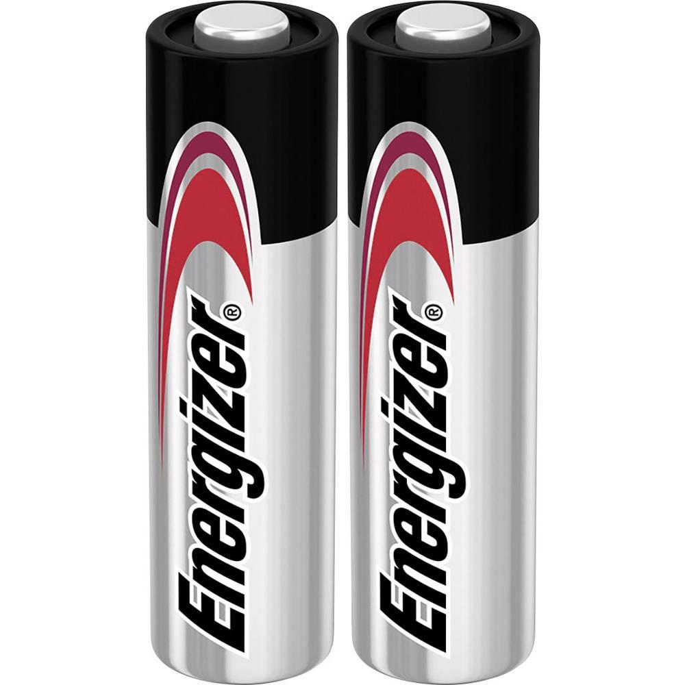 Energizer Visokonapetostna posebna baterija 27A, 2er 12 V A27, E27A, V27A, V27PX, V27GA, L728, L828, MN27, G27A, GP27A, WE27A
