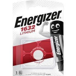 Gumbna baterija CR 1632 litijeva Energizer CR1632 130 mAh 3 V 1 kos