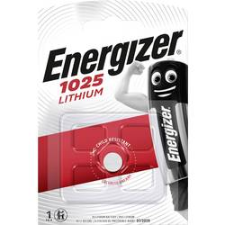 Gumbna baterija CR 1025 litijeva Energizer CR1025 30 mAh 3 V 1 kos
