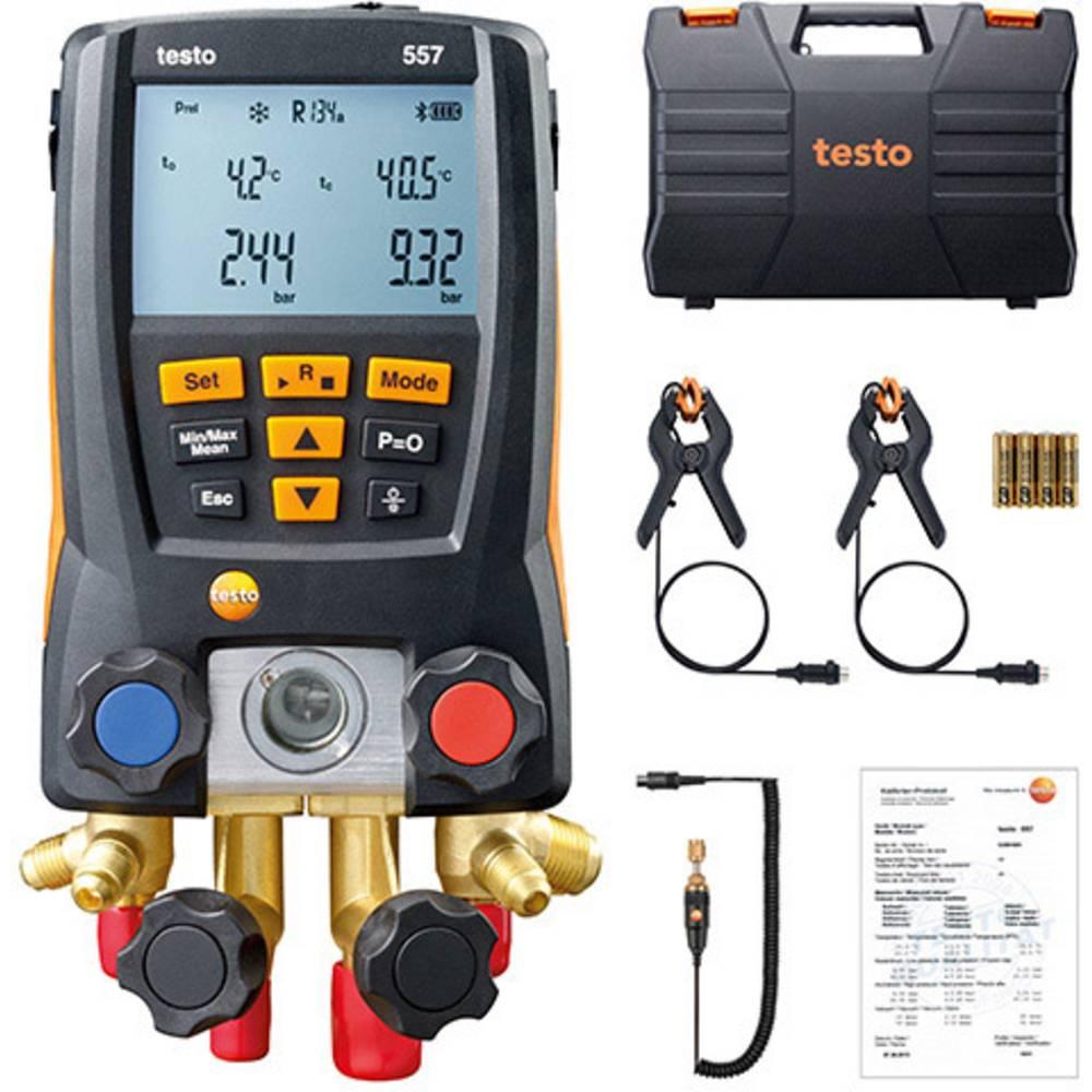 testo 557 komplet digitalne naprave za kontrolo hladilnih sistemov in toplotnih črpalk