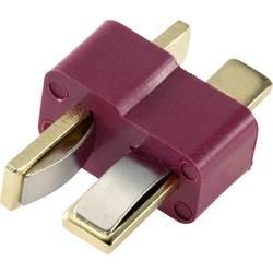 vtič akumulatorja t-vtič pozlačen 1 KOS Reely 1373214
