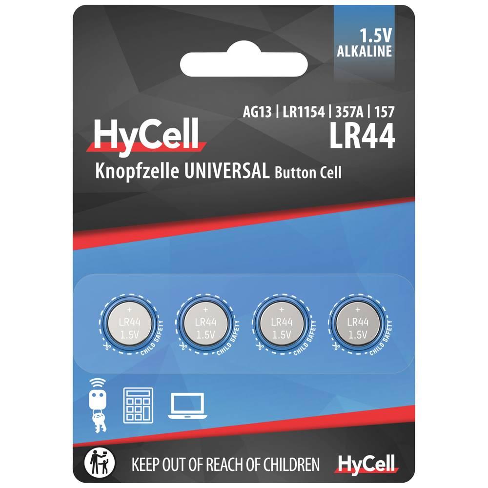 Gumbna baterija LR 44 alkalij-manganova Ansmann AG13 140 mAh 1.5 V 4 kos