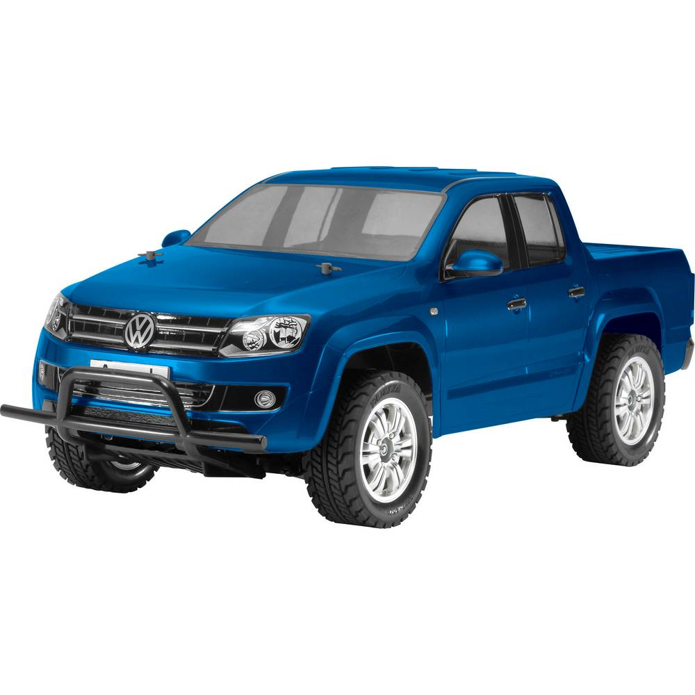 Tamiya VW Amarok Brushed 1:10 RC model avtomobila Elektro Monstertruck štirikolesni pogon za sestavljanje