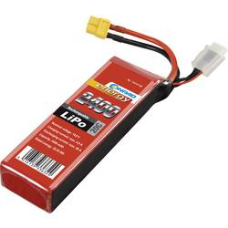 Modelarstvo - akumulatorski paket (LiPo) 14.8 V 2400 mAh 20 C Conrad energy Stick XT60