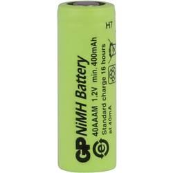 Posebni akumulator 2/3 AAA Flat-Top NiMH GP Batteries GP40AAAM 1.2 V 400 mAh