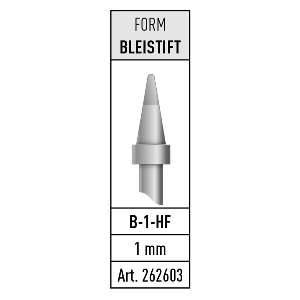 Spajkalna konica v obliki svinčnika Stannol B-1-HF vsebuje 1 kos