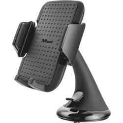 Trust Premium avtomobilski nosilec za pametni telefon, 54 - 83mm, črna