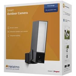 WLAN IP kamera 1920 x 1080 pikslov Full HD Netatmo Presence NOC01-DE
