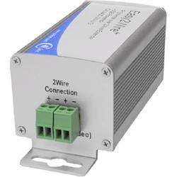 2 vhodni omrežni podaljšek C4Line, 2-žični, območje delovanja (maks.): 400 m 100 MBit/s