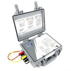 HT Instruments PQA820 analizator omrežja PQA820 kalibracija narejena po ISO
