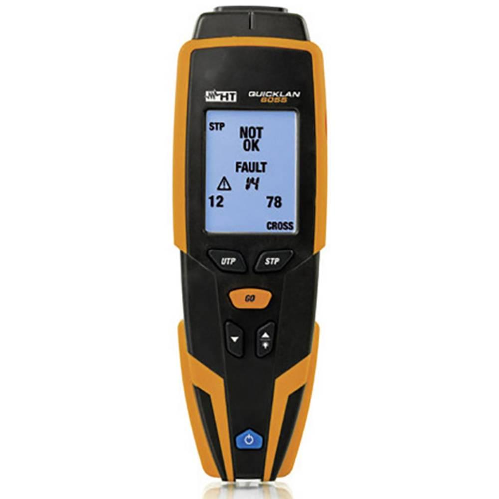 HT Instruments QUICKLAN 6055 tester kablov za UTP, STP, FTPCat 3, 5, 5E, 6, 7