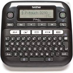 Označevalna naprava Brother P-touch D210 primerna za trak: TZe 3.5 mm, 6 mm, 9 mm, 12 mm