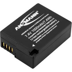 Ansmann A-Pan DMW-BLC12 akumulatorska kamera Nadomešča originalno baterijo DMW-BLC12E 7.4 V 1000 mAh