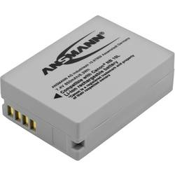 Ansmann A-Can NB 10L akumulatorska kamera Nadomešča originalno baterijo NB-10L 7.4 V 850 mAh