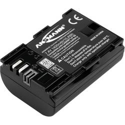 Ansmann A-Can LPE6 akumulatorska kamera Nadomešča originalno baterijo LP-E6 7.4 V 1400 mAh