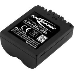 Ansmann A-Pan CGA S006 akumulatorska kamera Nadomešča originalno baterijo CGA-S006, DMW-BMA7 7.4 V 750 mAh