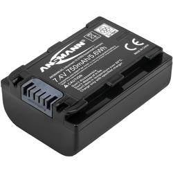 Ansmann A-Son NP FH 50 akumulatorska kamera Nadomešča originalno baterijo NP-FH50 7.4 V 750 mAh