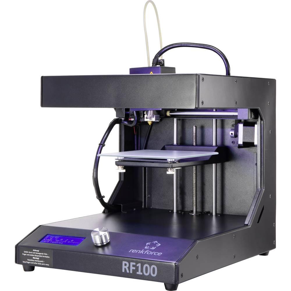 Renkforce RF100 v2 3D tiskalnik s polnilom