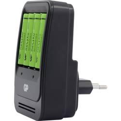 GP Batteries PB570 nikalj-metal-hidridni mignon (AA), micro (AAA) punjač okruglih stanica uklj. akumulator