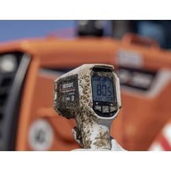 Infrardeči termometer VOLTCRAFT IRF 650-12DIP optični 12:1 -35 do 650 °C pirometer, kalibracija narejena po: delovnih standardih