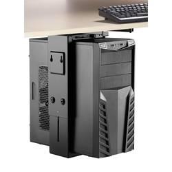 Računalniški nosilec za podkonstrukcijo, črne barve SpeaKa Professional (D x Š x V) 485 x 147 x 365 mm SP-6353552