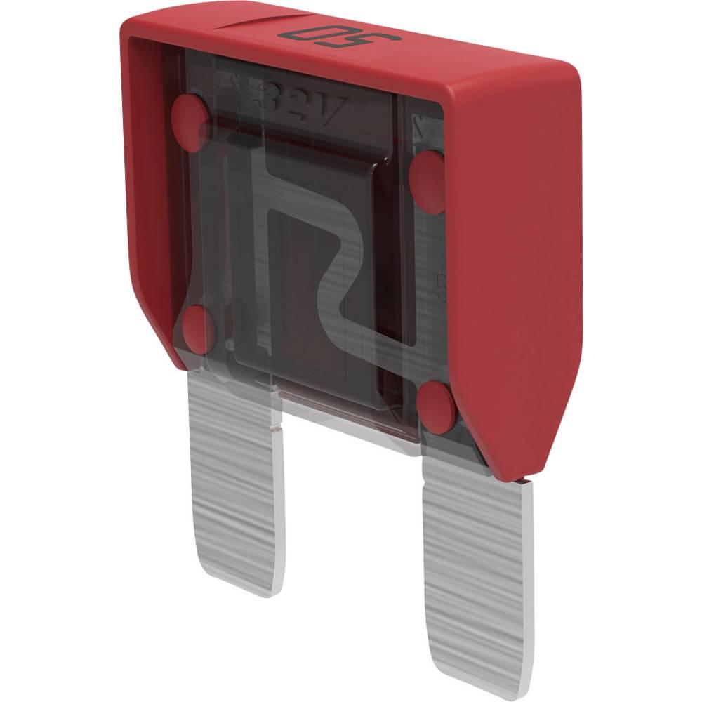 MTA MAXIVAL 50 A Red 06.00930 Maksi ploščata varovalka 50 A Rdeča 1 KOS