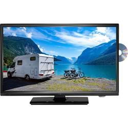 Reflexion LDDW24N LED-TV 60 cm 24 palec EEK A (A++ - E) DVB-T2, dvb-c, dvb-s, full hd, DVD-player, ci+ črna