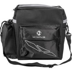 M-Wave Utrecht Travel torba za krmilo črna, siva