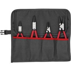 Knipex 00 19 56 V01 komplet klešč za vstavljanje varnostnih obročev Primerno za zunanji in notranji obroči 12-25 mm, 19-60 mm 10