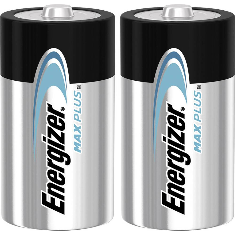 Baby (C) baterija Alkalno-manganov Energizer Max Plus 1.5 V 2 KOS