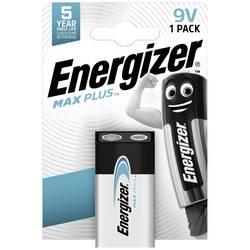 Energizer Max Plus 9 V block baterija alkalno-manganov 9 V 1 St.