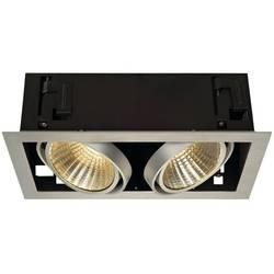 SLV 115746 LED vgradna svetilka 54 W Aluminij (krtačen) Aluminij (krtačen)