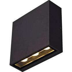 SLV zunanja stenska svetilka Luči 232455 Antracitna LED, fiksno vgrajena
