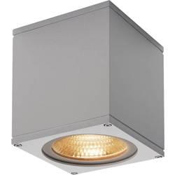 SLV zunanja stoječa svetilka Zunanja razsvetljava 234534 Srebrno siva LED, fiksno vgrajena