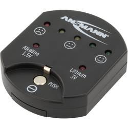 Ansmann tester za baterije Button cell Merilno območje (tester baterij) 1,5 v, 3 v baterija 1900-0035