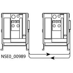 Međusobno mehaničko zapiranje Siemens 3WL9111-0BB23-0AA0 1 ST