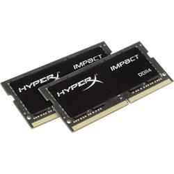 HyperX notebook pomnilniški komplet vpliv HX424S14IBK2/32 32 GB 2 x 16 GB ddr4-ram 2400 MHz CL 14-14-14