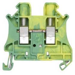 PE prolazna stezaljka 10.2 mm Vijak Zeleno-žuta Siemens 8WH10000CJ07 1 ST