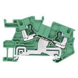 PE prolazna stezaljka 8.2 mm Stezaljka za utikač Zeleno-žuta Siemens 8WH60010CH07 1 ST
