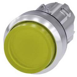 Osvetljeno pritisno tipkalo Siemens 3SU1051-0BB30-0AA0 1 KOS
