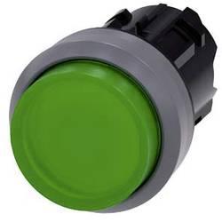 Osvetljeno pritisno tipkalo Siemens 3SU1031-0BB40-0AA0 1 KOS