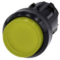 Osvetljeno pritisno tipkalo Siemens 3SU1001-0BB30-0AA0 1 KOS